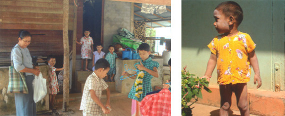 Aids Orphans Of Mayanmar About Us
